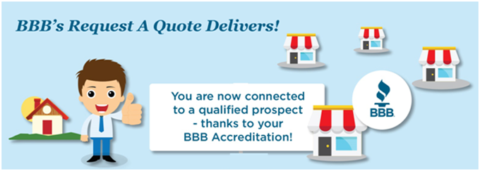 BBB Request A Quote Delivers